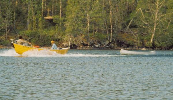 Banana Boat Isle Royale