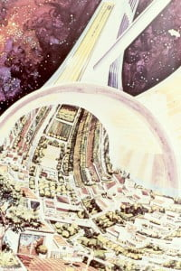 SpaceStationTorusImaginary02