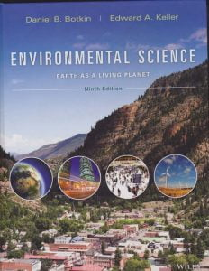 Environmental Science - 9th Edition